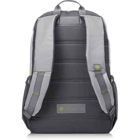 "Rucsac laptop HP Active 15.6"", Grey/Neon Yellow 2"