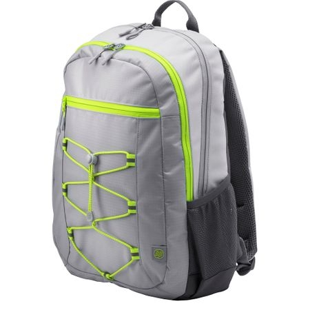 "Rucsac laptop HP Active 15.6"", Grey/Neon Yellow 0"