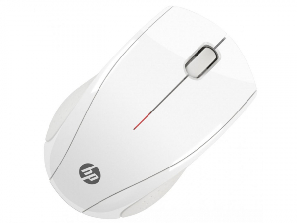 HP Wireless Mouse X3000 Blizzard White 1