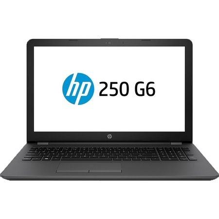 "Laptop HP 250 G6 cu procesor Intel® Core™ i5-7200U 2.50 GHz, Kaby Lake, 15.6"", 4GB, 500GB, Intel HD Graphics, DVD-RW, Free DOS, Dark Ash Silver 0"