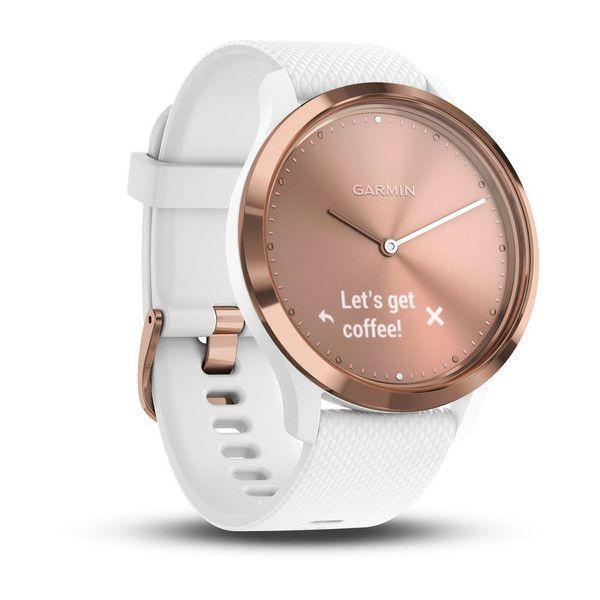 VIVOMOVE HR, WW, SPORT, ROSE GOLD-WHITE 0