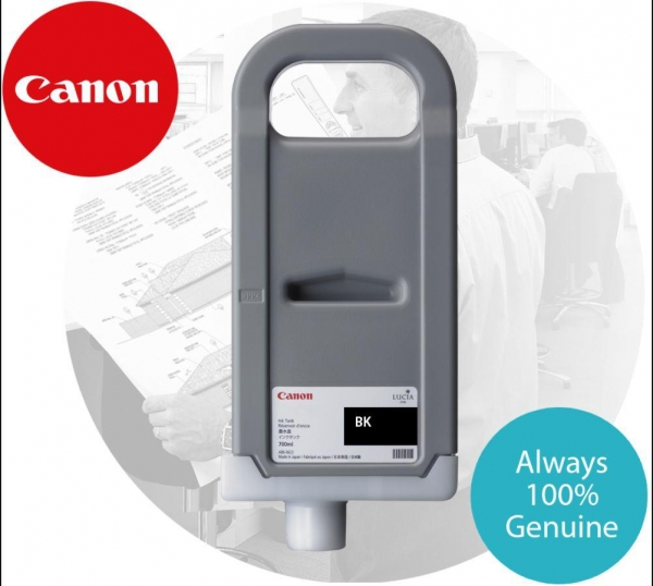 CANON PFI-710PBK BLACK INKJET CARTRIDGE 0