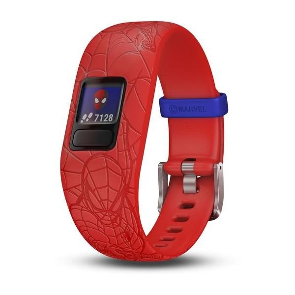 FITNESS WRISTB VIVOFIT JR2 SPIDERMAN RED 0
