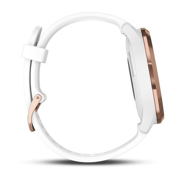 VIVOMOVE HR, WW, SPORT, ROSE GOLD-WHITE 1