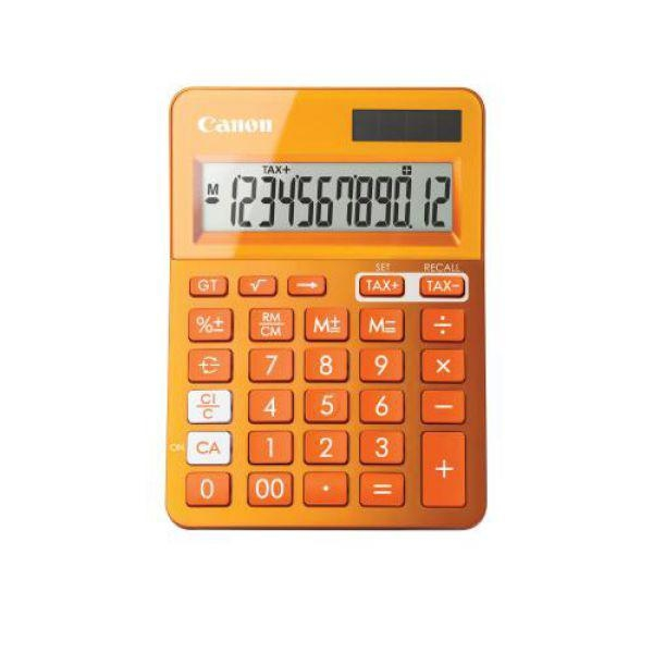 CANON LS100KMOR CALCULATOR 10 DIGITS OR 0