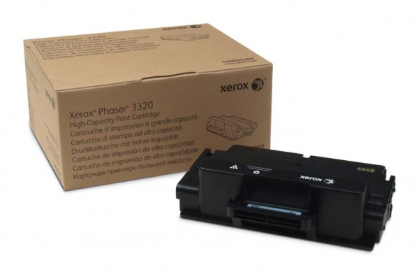 XEROX 106R02306 BLACK TONER CARTRIDGE 0