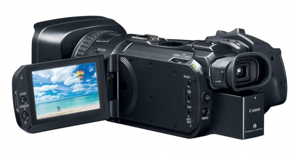 Camera video Canon Legria HF GX10, 4K 3840 x 2160 2