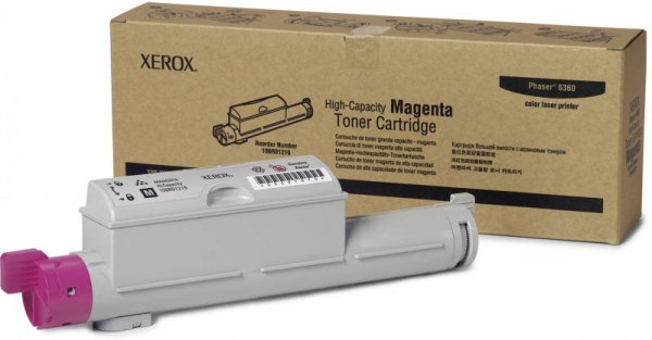 XEROX 106R01219 MAGENTA TONER CARTRIDGE 0