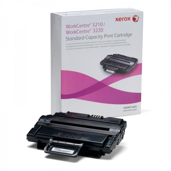 XEROX 106R01487 BLACK TONER CARTRIDGE 0