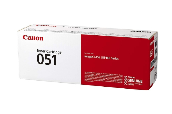 CANON CRG051 TONER CARTRIDGE BLACK 3