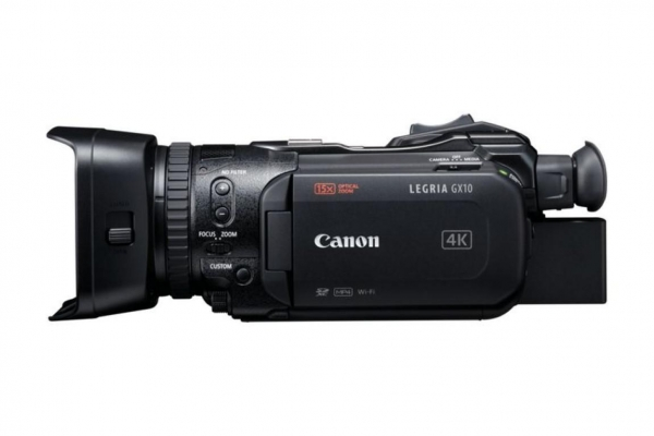 Camera video Canon Legria HF GX10, 4K 3840 x 2160 1