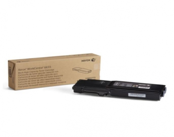XEROX 106R02755 BLACK TONER CARTRIDGE 0