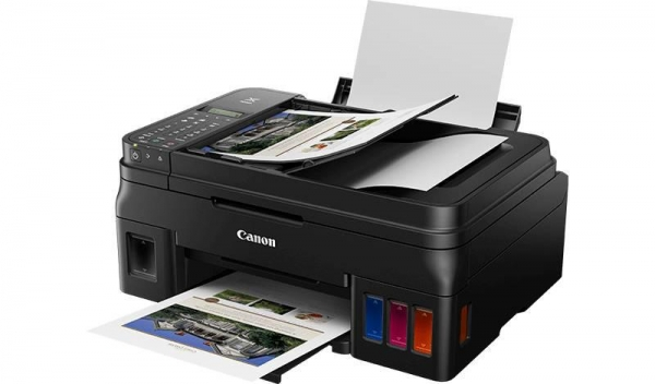 CANON G4410 CISS COLOR INKJET MFP 0