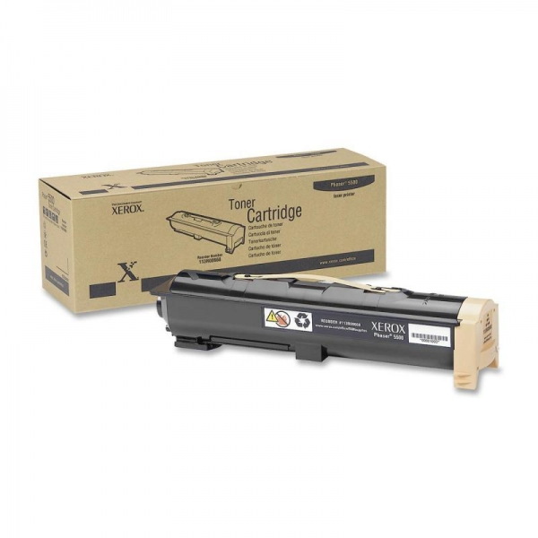 XEROX 113R00668 BLACK TONER CARTRIDGE 0