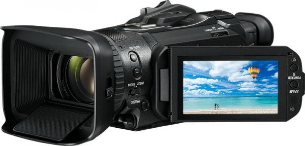 Camera video Canon Legria HF GX10, 4K 3840 x 2160 0