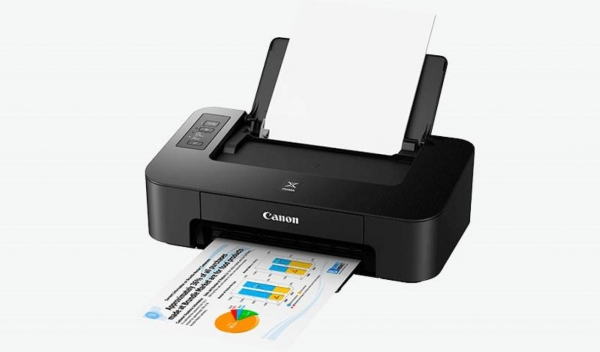 CANON TS205 A4 COLOR INKJET PRINTER 2