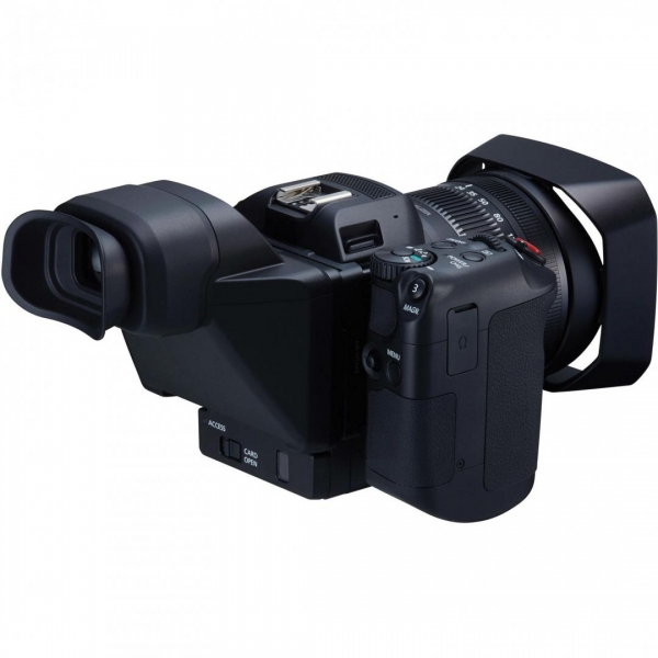 "Camera video Canon XC-10 Camcorder, 4K, 1"" CMOS Sensor,13.36 MP, zoom optic 10 1"