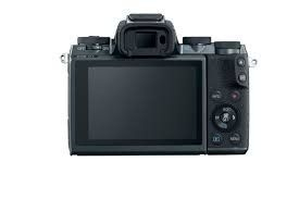 Aparat foto Mirrorless Canon EOS M5 24.2 MP, body, negru 4