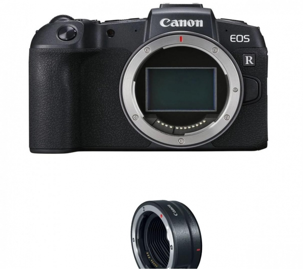 PHOTO CAMERA CANON EOS RP+ADPT+24-105 L 0