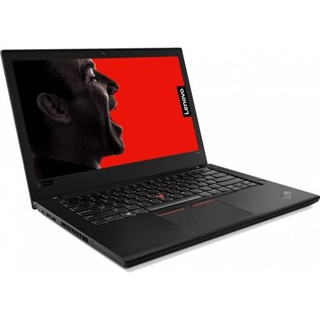 "Laptop ultraportabil Lenovo ThinkPad T480 cu procesor Intel® Core™ i7-8550U pana la 4.00 GHz, Kaby Lake R, 14"", Full HD, IPS, 8GB, 256GB SSD, Intel UHD Graphics 620, Microsoft Windows 10 Pro, Black 3"