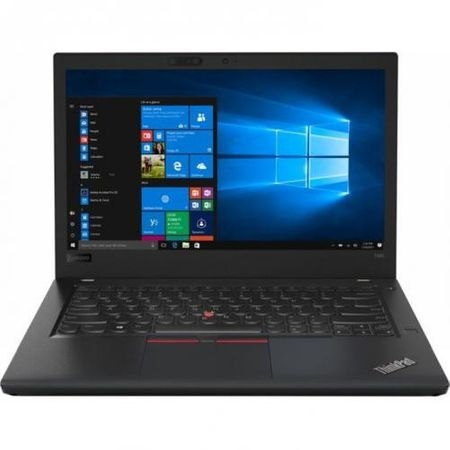"Laptop ultraportabil Lenovo ThinkPad T480 cu procesor Intel® Core™ i7-8550U pana la 4.00 GHz, Kaby Lake R, 14"", Full HD, IPS, 8GB, 256GB SSD, Intel UHD Graphics 620, Microsoft Windows 10 Pro, Black 0"