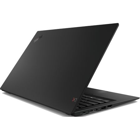 "Laptop ultraportabil Lenovo ThinkPad X1 Carbon 6th cu procesor Intel® Core™ i5-8250U pana la 3.40 GHz, Kaby Lake R, 14"", Full HD, IPS, 8GB, 512GB SSD, Intel® UHD Graphics 620, Microsoft Windows 10 Pro 5"