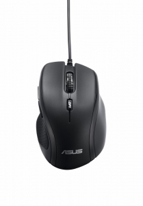 AS MOUSE UX300 PRO WIRED BLACK0