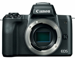 "Camera foto Canon EOS M50 Black body, 24.1 MP, DIGIC 8, ecran 3"" LCD touchscreen4"