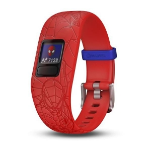FITNESS WRISTB VIVOFIT JR2 SPIDERMAN RED0