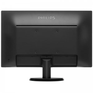 "Monitor 18.5"" PHILIPS 193V5LSB2, FWXGA 1366*768, TN, 16:9, WLED, 5 ms, 200 cd/m2, 90/65, 10M:1/ 700:1, D-SUB, VESA, , Black0"
