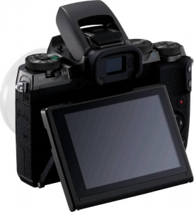 Aparat foto Mirrorless Canon EOS M5 24.2 MP, body, negru3