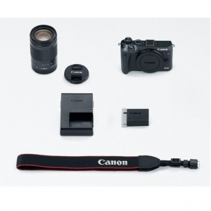 Camera foto Canon EOS M6 EF-M 18-150mm IS STM, 24.2Mp2