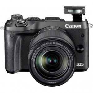Camera foto Canon EOS M6 EF-M 18-150mm IS STM, 24.2Mp3