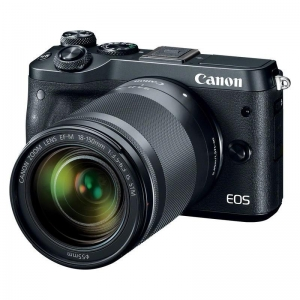 Camera foto Canon EOS M6 EF-M 18-150mm IS STM, 24.2Mp0