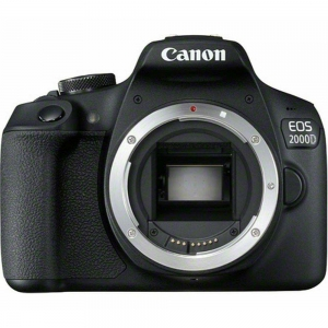 Camera foto Canon EOS-2000D body1