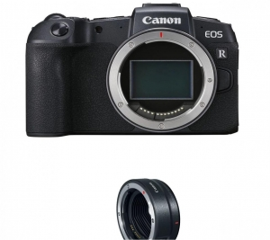 PHOTO CAMERA CANON EOS RP+ADPT+24-105 L0