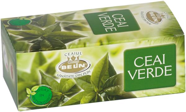 Ceai verde 20 pl, 40 gr 0