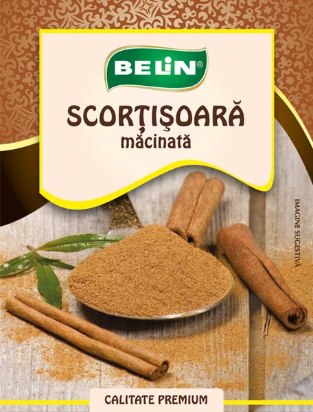 Scortisoara macinata Belin 20g 0