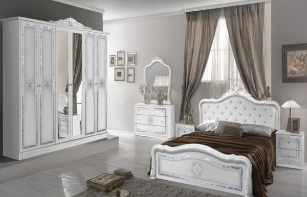 Dormitor Luisa bianco [0]