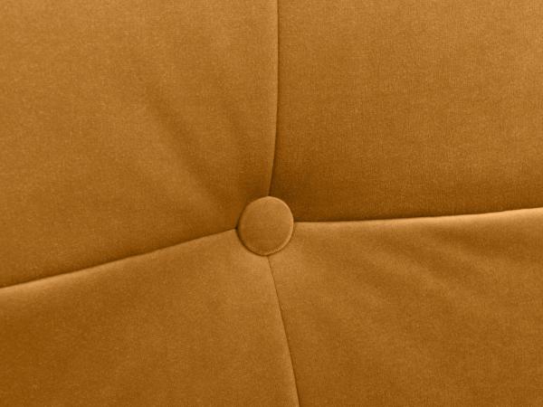 Canapea Hampton Galben Mustar [6]