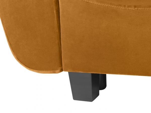 Canapea Hampton Galben Mustar [8]