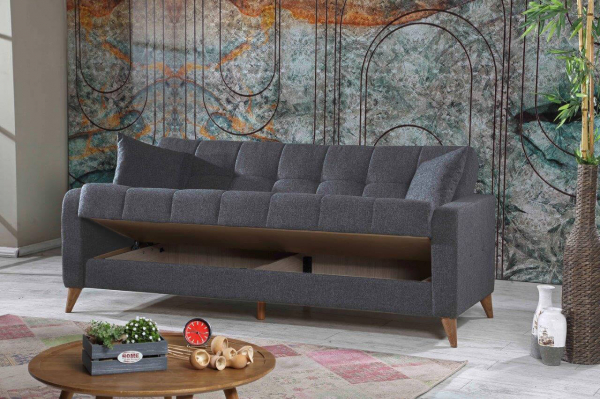 Canapea Latika Gri [2]
