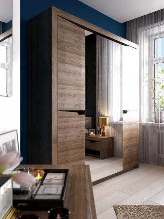 Dormitor Sorento Stejar Sterling [1]