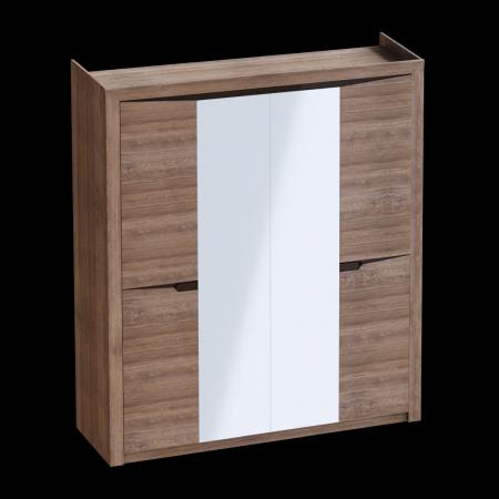 Dormitor Sorento Stejar Sterling [2]