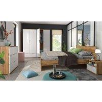 Dormitor Zele cu pat de 160/200 cm [0]