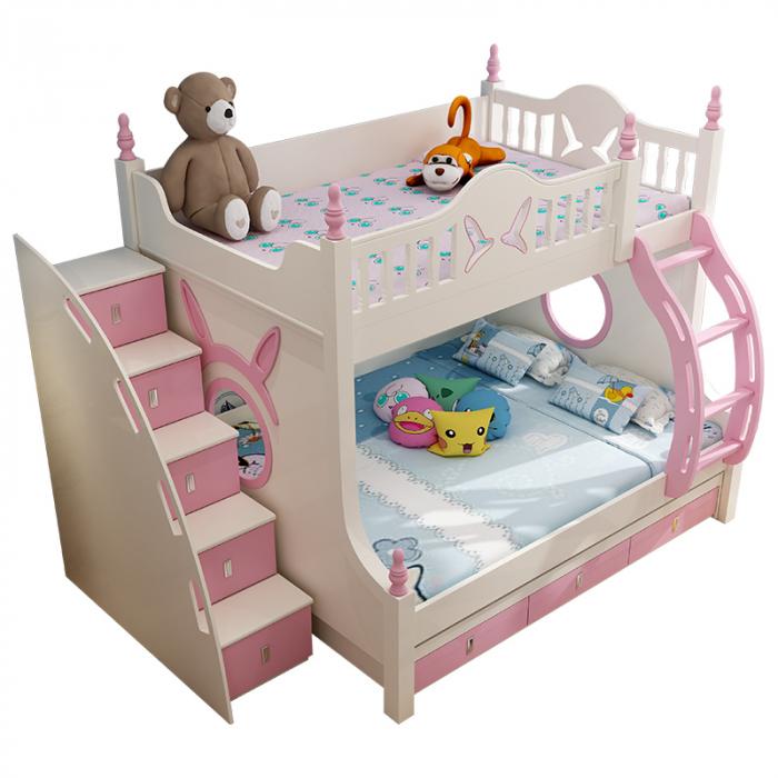 Paturi supraetajate dormitor copii 1