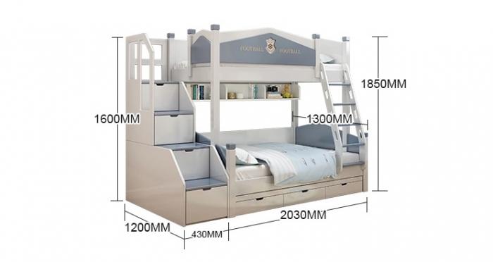 Pat supraetajat dormitor copii [12]