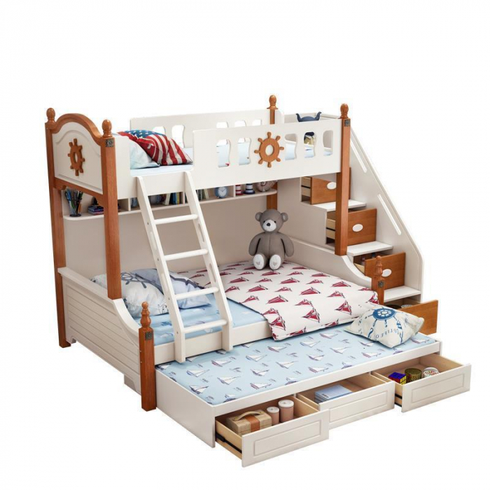 Paturi supraetajate dormitor copii [2]