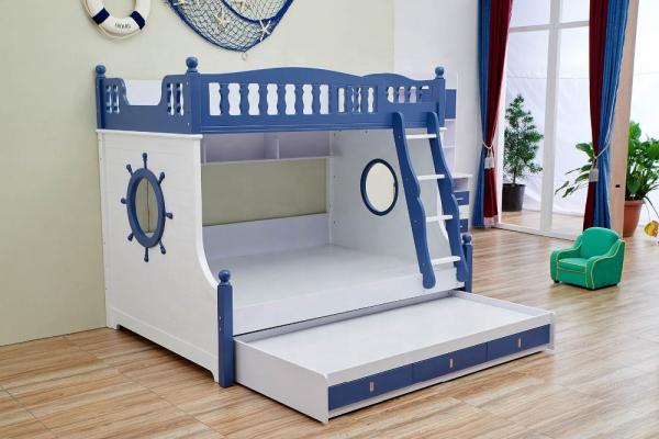 Paturi supraetajate dormitor copii 12