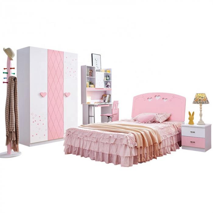 Set mobilier dormitor fete Ballerina 1